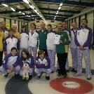 Az UTE csapata képviseli hazánkat a kanadai curling vegyes csapat világbajnokságon